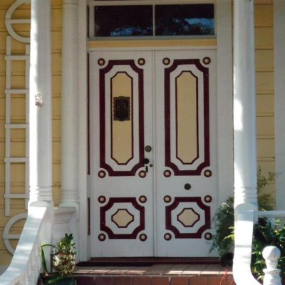 00 Door Painting and Restoration in Woodland Davis Sacramento Yolo County by Easton Painting