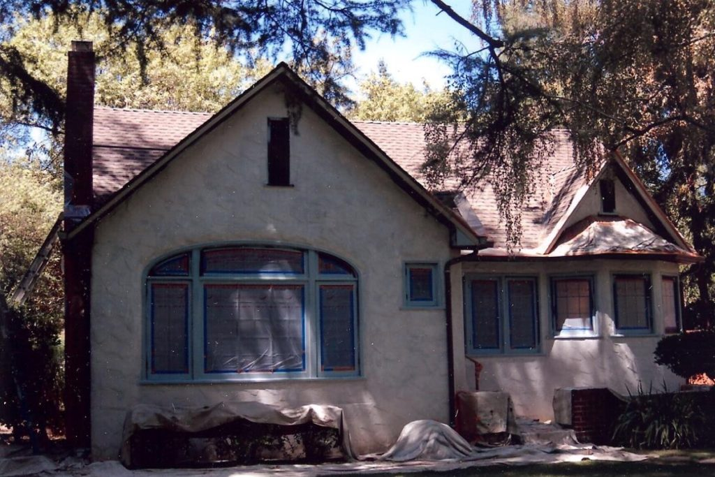 House painting and restoration by Easton Painting Woodland CA